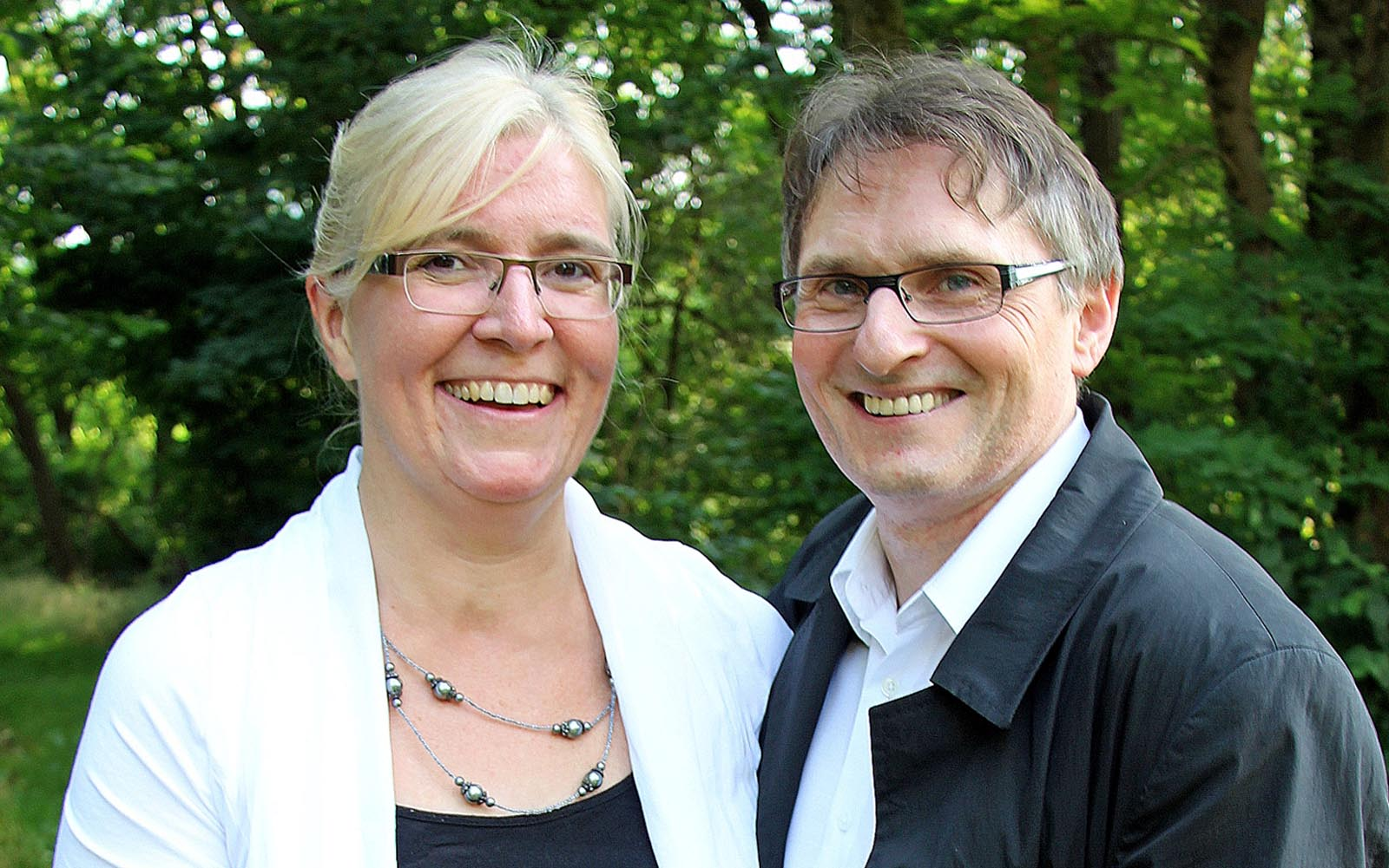 Elke und Dr. Daniel Gleichmann