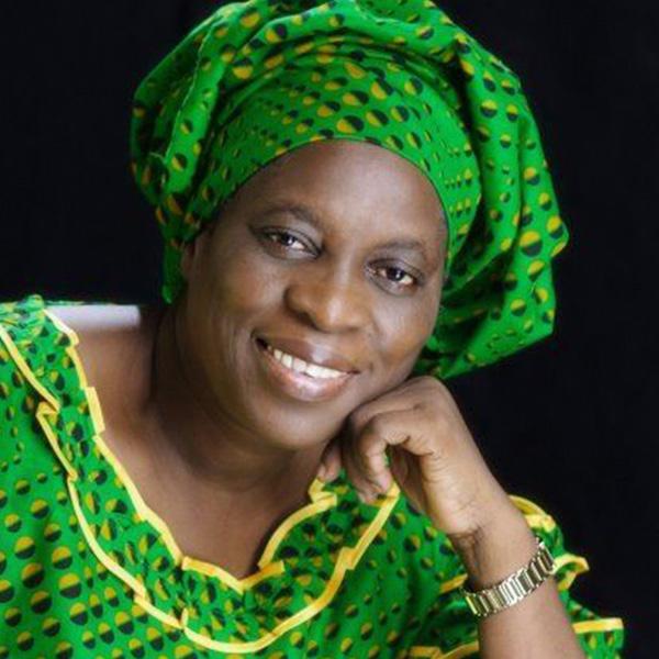 Pastor Foluke Adenike Adeboye