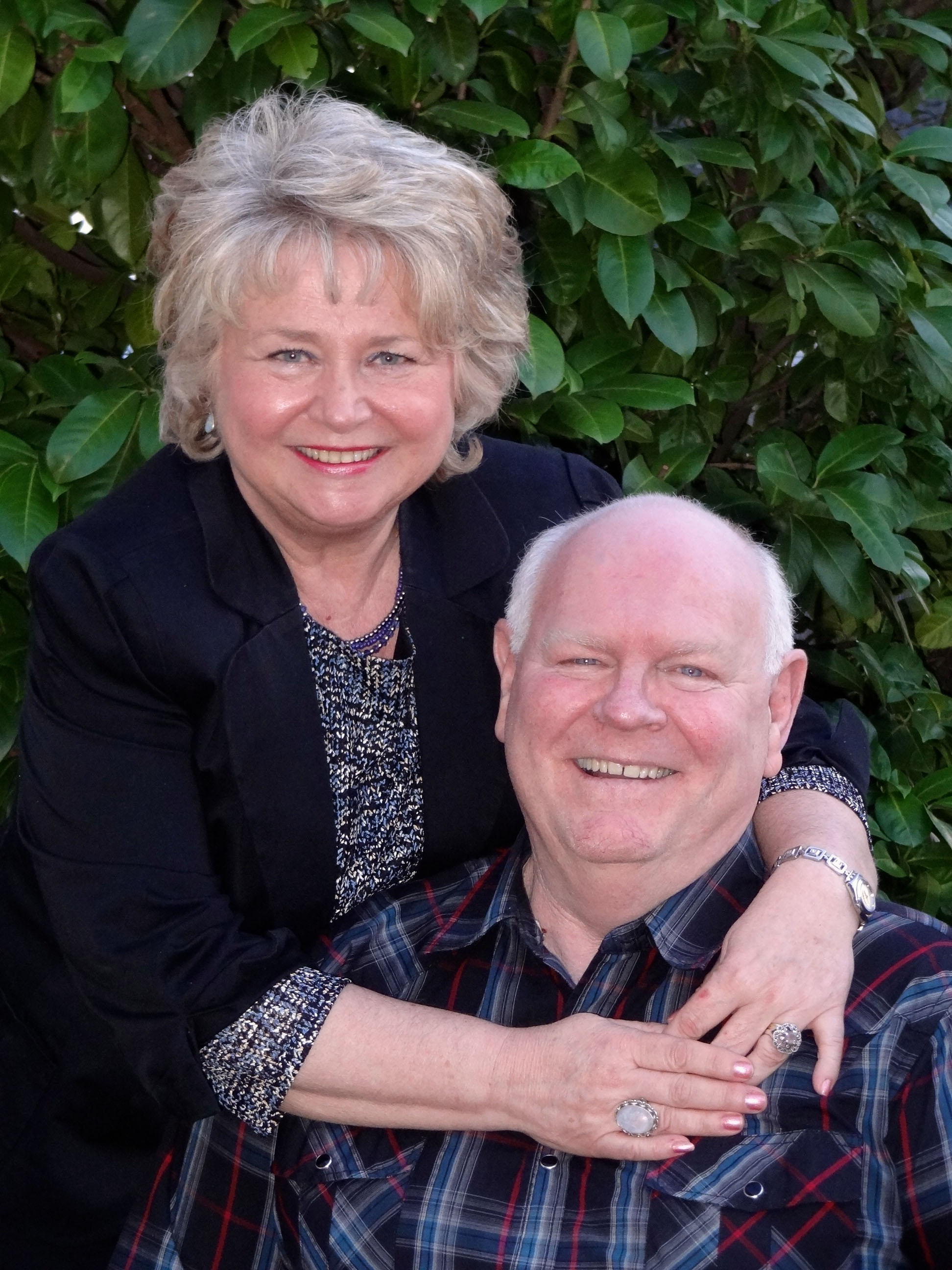 Mike & Kay Chance