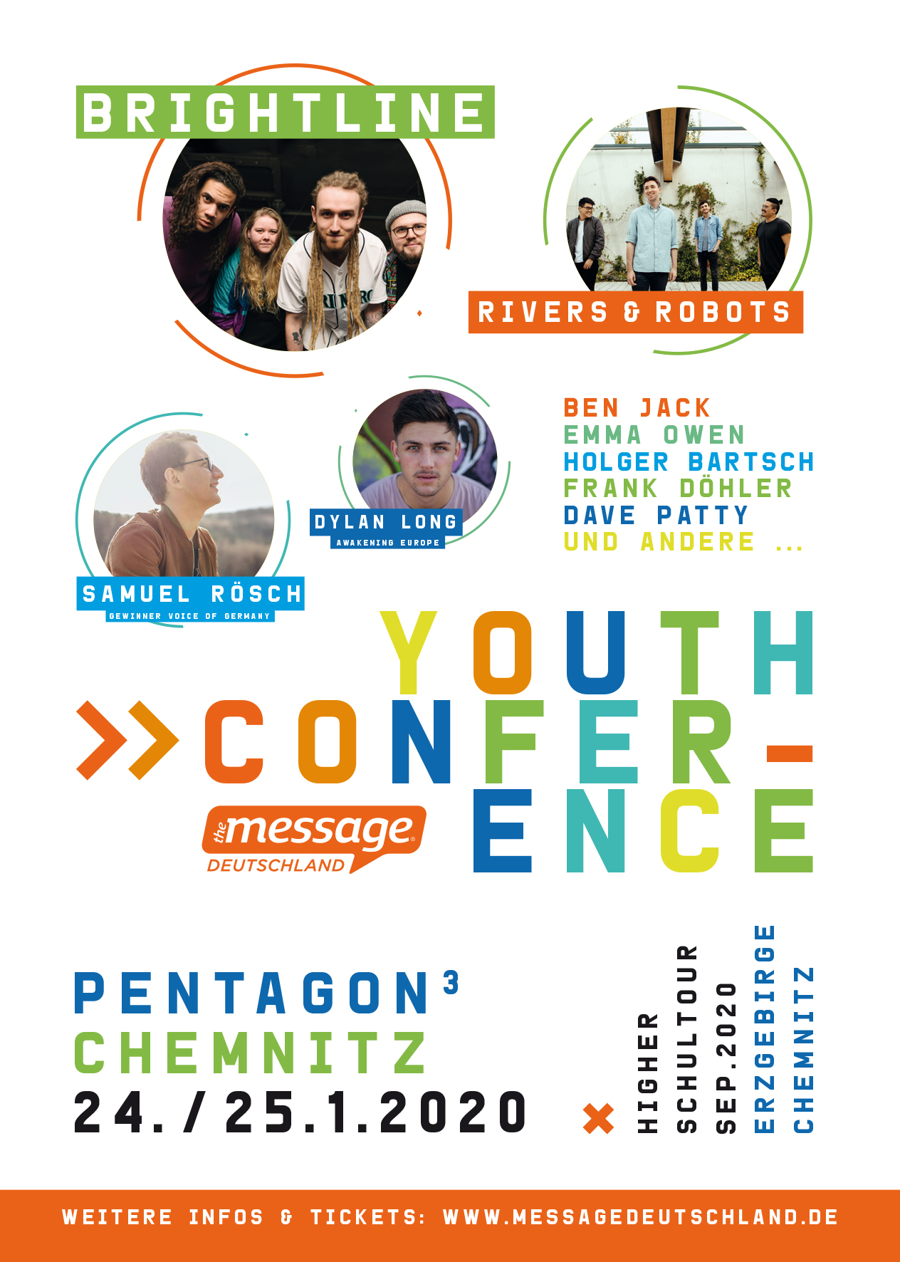 HIGHER YOUTH CONFERENCE 2020