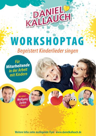 """Workshoptag """"Begeistert Kinderlieder singen"""""""