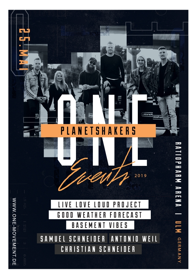 Planetshakers LIVE | ONE Events 2019