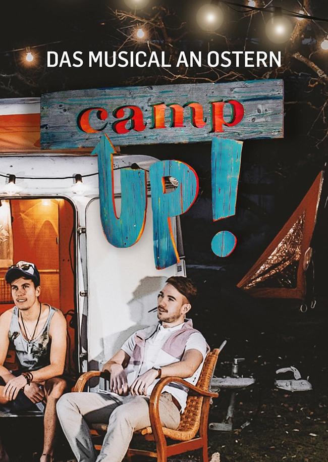 CAMP UP! – DAS MUSICAL