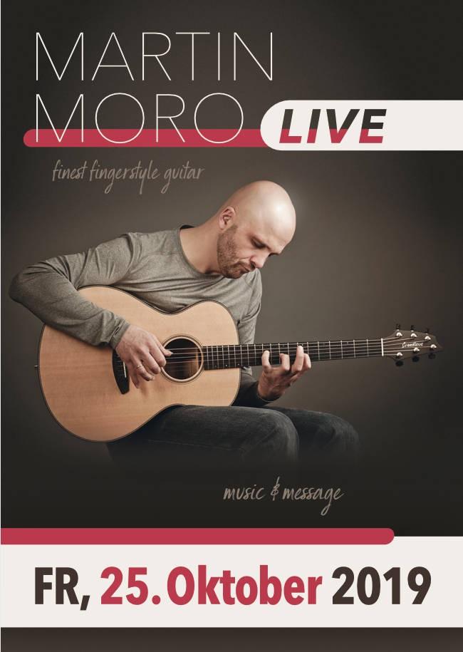 Martin Moro Live