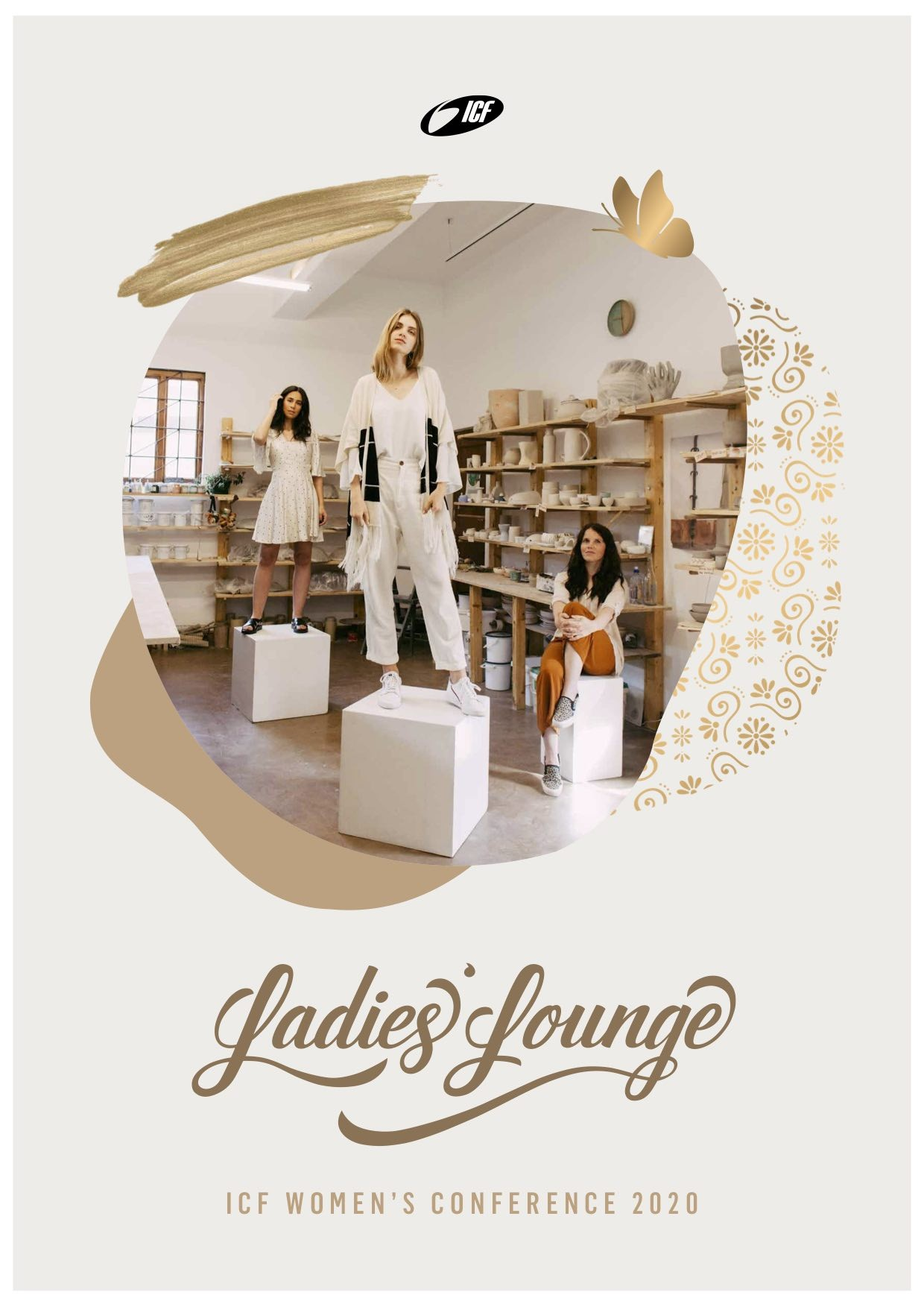 ICF Ladies Lounge 2020 - go further! in Zürich