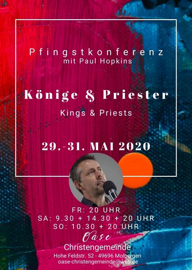 Kings & Priests