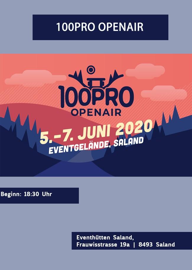 100pro Openair