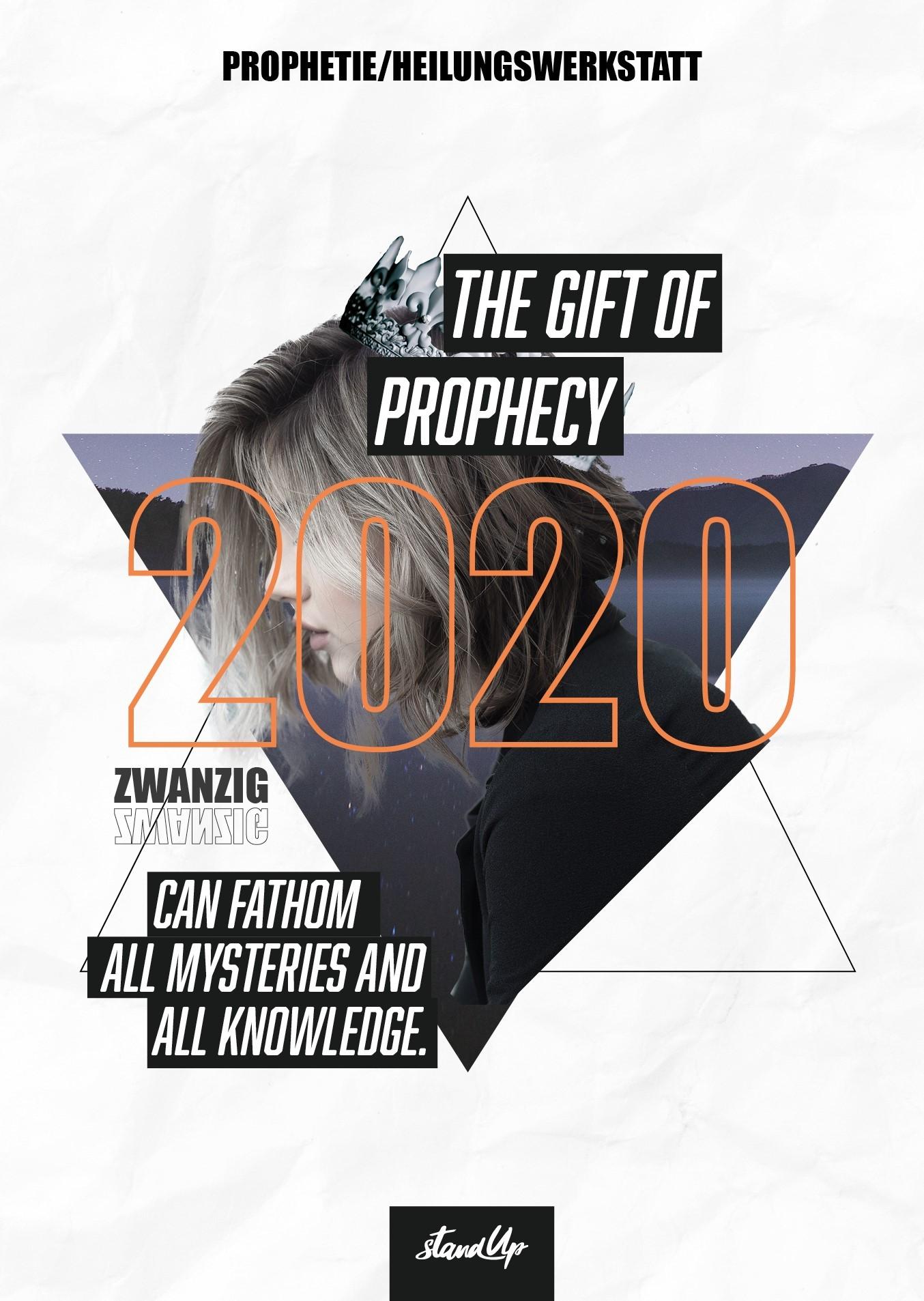 Prophetiewerkstatt mit Heilungswerkstatt